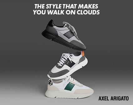 premium sneaker brand Axel Arigato